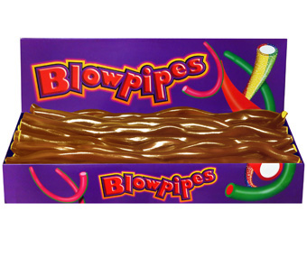 Sweet Cola Blowpipes