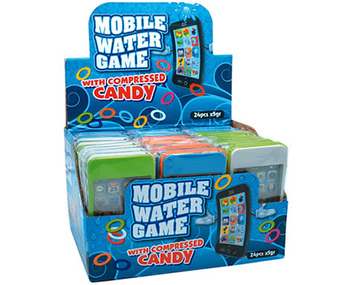 Mobile Water Game